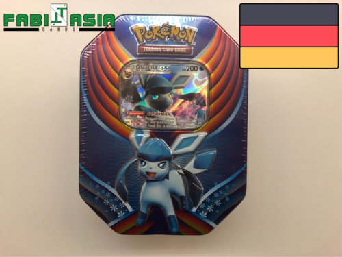 Pokémon Tin 2018 Glaziola GX Deutsch