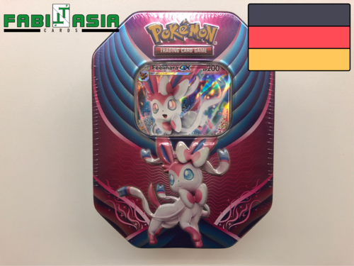 Pokémon Tin 2018 Feelinara GX Deutsch