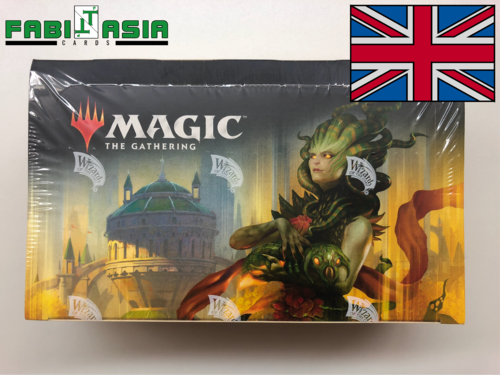 Magic Gilden von Ravnica Display Englisch