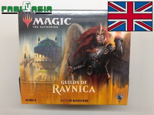 Magic Gilden von Ravnica Bundle Englisch
