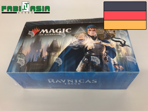 Magic Ravnica Allegiance Display Deutsch