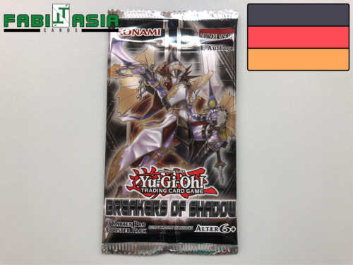 YuGiOh! Breakers of Shadow Booster Deutsch