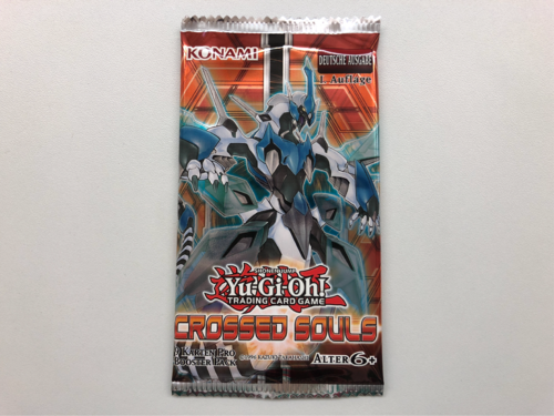 YuGiOh! Crossed Souls Booster Deutsch