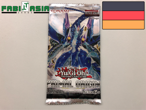 YuGiOh! Primal Origin Booster Deutsch