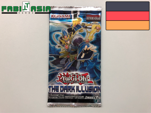 YuGiOh! The Dark Illusion Booster Deutsch