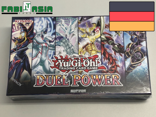 YuGiOh! Duel Power Box German