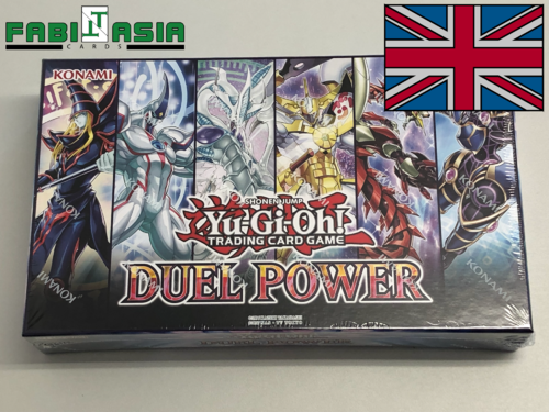 YuGiOh! Duel Power Box English