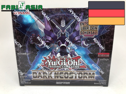 YuGiOh! Dark Neostorm Display Deutsch