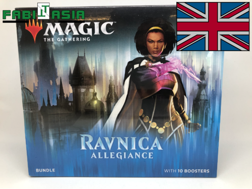 Magic Ravnicas Treue Bundle Englisch
