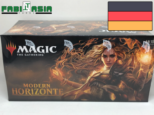 Magic Modern: Horizonte Display Deutsch
