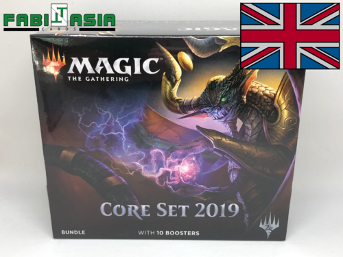 Magic Core Set 2019 Bundle English