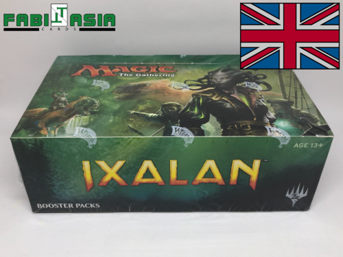 Magic Ixalan Display Englisch