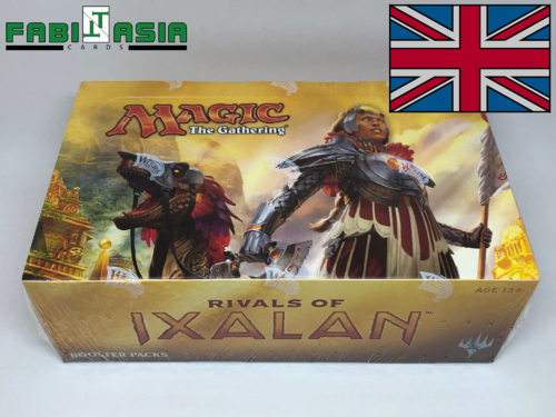 Magic Rivalen von Ixalan Display Englisch