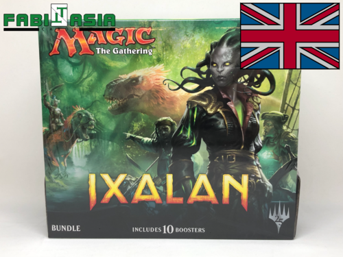 Magic Ixalan Bundle Englisch