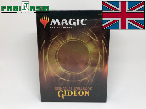 Magic Signature Spellbook Gideon Englisch