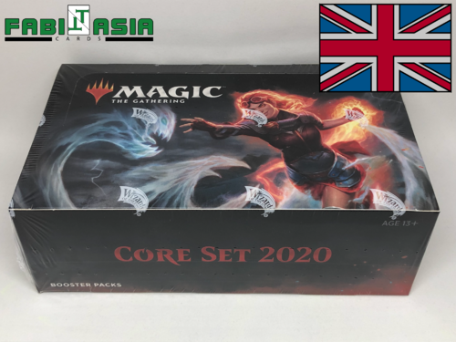 Magic Hauptset 2020 Display Englisch