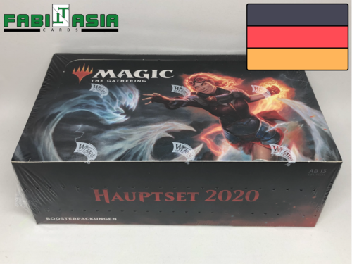 Magic Hauptset 2020 Display Deutsch
