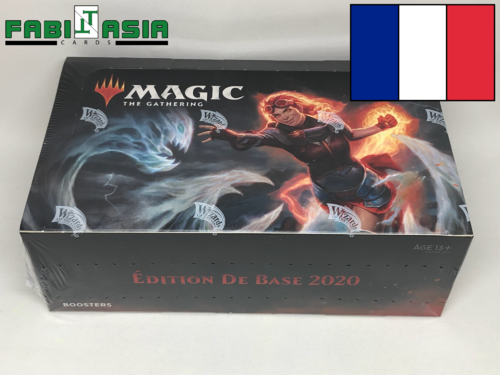 Magic Core Set 2020 Display French
