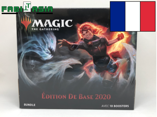 Magic Core Set 2020 Bundle French