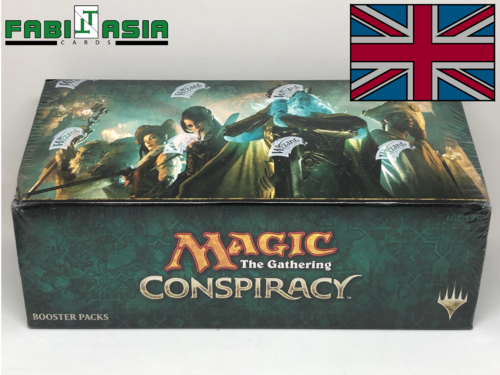 Magic Conspiracy Display Englisch