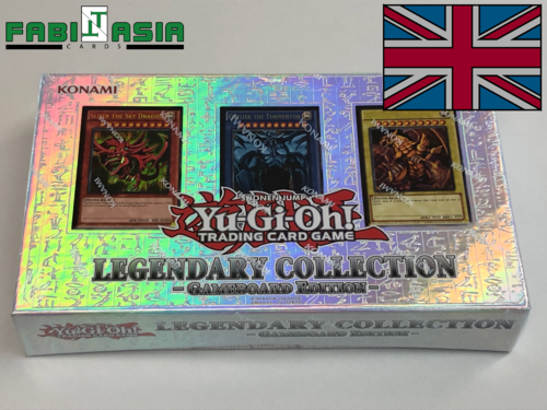 YuGiOh! Legendary Collection: Gameboard Edition Englisch