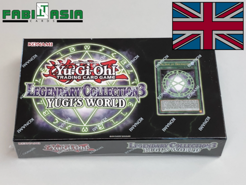 YuGiOh! Legendary Collection 3: Yugis World English
