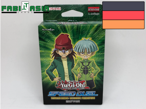 YuGiOh! Starter Deck: Ultimate Predators Deutsch