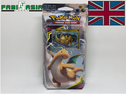 Pokémon SM11 Themedeck Soaring Storm English