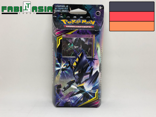 Pokémon SM11 Themedeck Laser Focus German