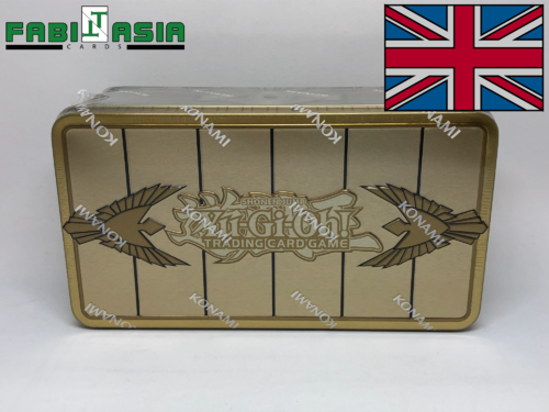 YuGiOh! Tin 2019 Gold Sarcopphagus English