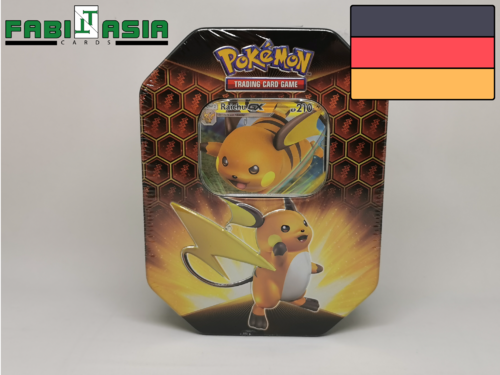 Pokémon Tin 2019 Raichu GX German