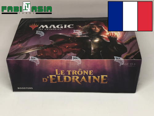 Magic Thron von Eldraine Display Französisch