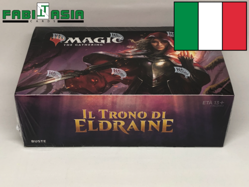 Magic Thron von Eldraine Display Italienisch