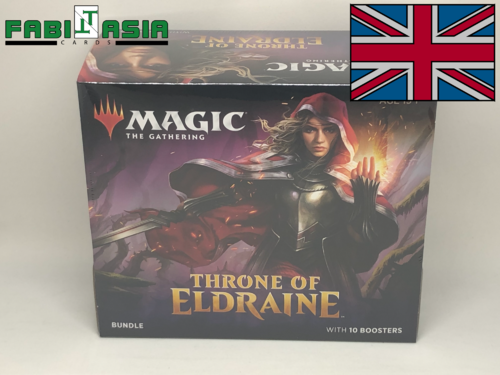 Magic Thron von Eldraine Bundle Englisch
