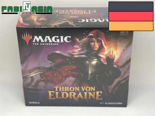 Magic Thron von Eldraine Bundle Deutsch