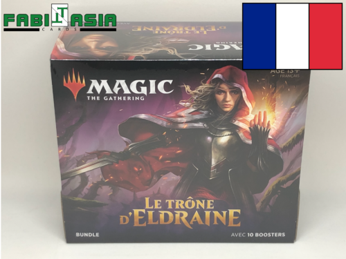 Magic Thron von Eldraine Bundle Französisch