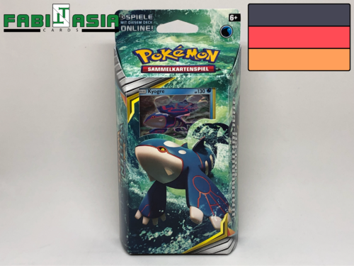 Pokémon SM12 Themedeck Unseen Depths German