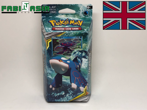 Pokémon SM12 Themedeck Unseen Depths English