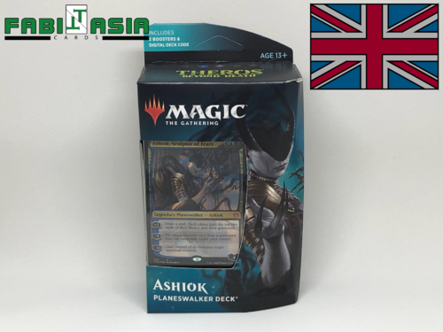 Magic Theros Beyond Death Ashiok Planeswalker Deck English