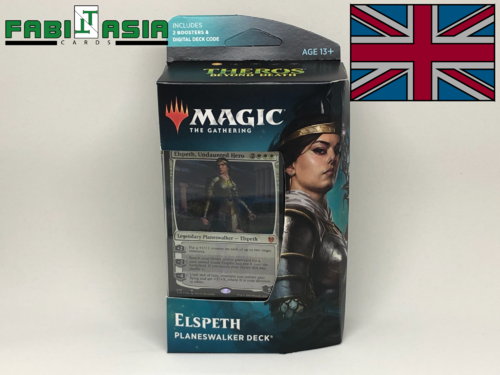 Magic Theros Jenseits des Todes Elspeth Planeswalker-Deck Englisch