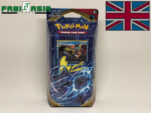 Pokémon SWSH01 Themedeck Inteleon English