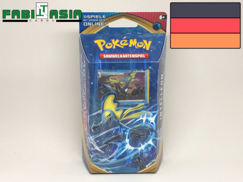 Pokémon SWSH01 Themedeck Inteleon German