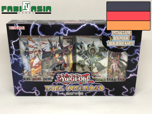 YuGiOh! Duel Overload Box German