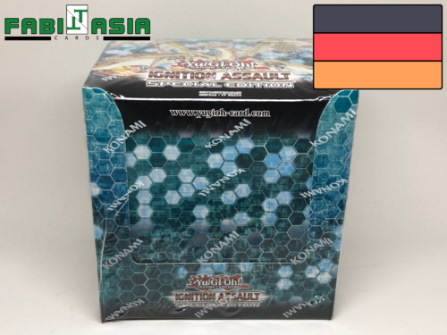 YuGiOh! Ignition Assault Special Edition Display German