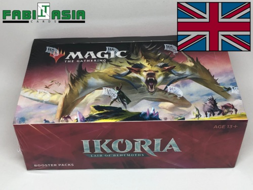 Magic Ikoria: Lair of Behemoths Display Englisch