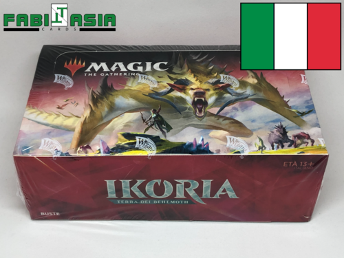 Magic Ikoria: Lair of Behemoths Display Italienisch
