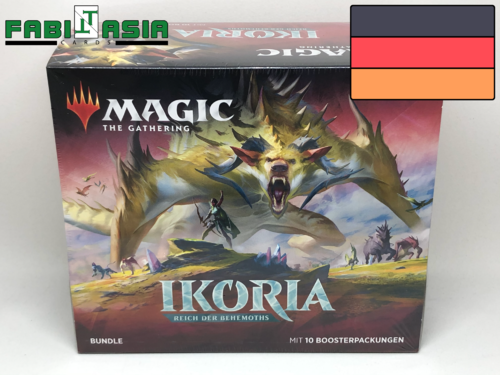 Magic Ikoria: Lair of Behemoths Bundle Deutsch