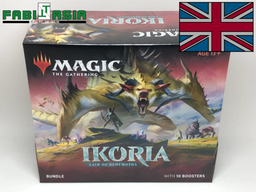 Magic Ikoria: Lair of Behemoths Bundle Englisch