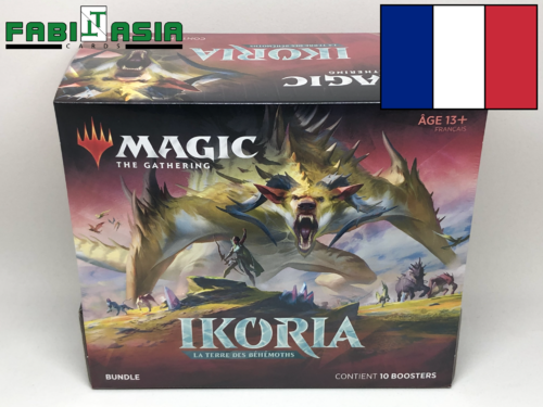 Magic Ikoria: Lair of Behemoths Bundle French