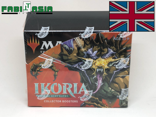 Magic Ikoria: Lair of Behemoths Collector Display Englisch